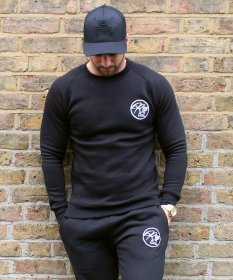 Classic Fitted Crew Jumper