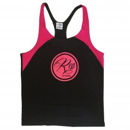 Arch Stringer Black/Pink