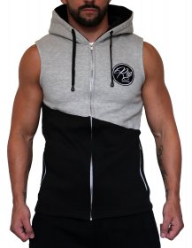 Shred Sleeveless Hoody