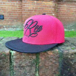 Rep Snapback Red