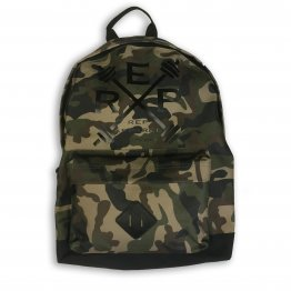 Rep hard Camo Backpack