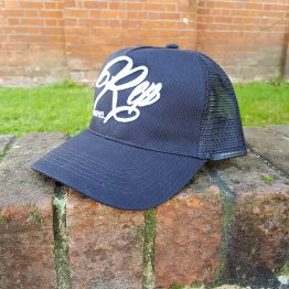 Rep Trucker Cap Black