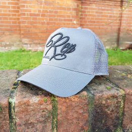 Rep Trucker Cap Grey